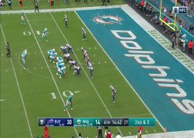 Fins unleash Wildcat offense for Jakeem Grant's second TD of day