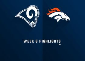 Rams vs. Broncos highlights | Week 6