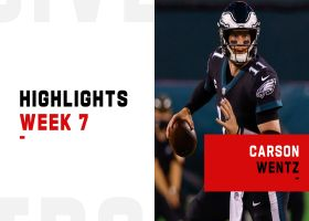 Carson Wentz's best plays from 3-TD game | Week 7