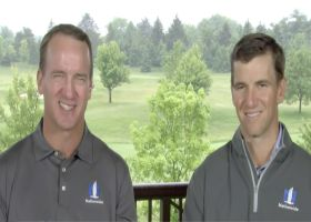 Peyton, Eli Manning weigh in on Aaron Rodgers' situation in Green Bay