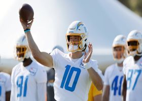 LaDainian Tomlinson: Justin Herbert will pick up new Chargers' offense 'just fine'