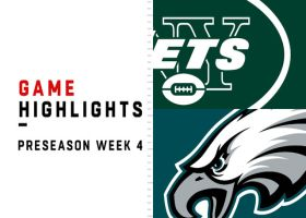 Jets vs. Eagles highlights | Preseaon Week 4
