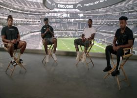 Steve Wyche leads Chargers roundtable discussion about next social justice steps