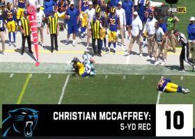 Christian McCaffrey's top 10 plays   2019 season