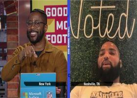 DaQuan Jones reflects on Titans' 2020 season