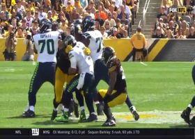 Two for Tuitt! Stephon downs Wilson for back-to-back sacks