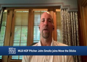John Smoltz shares favorite MLB memory playing with Deion Sanders