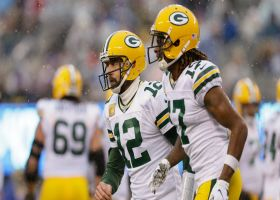 Ross: It'd be difficult for Rodgers, Adams to dictate future together