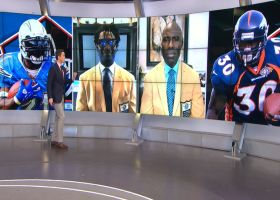 L.T., Terrell Davis reveal their favorite plays of their careers