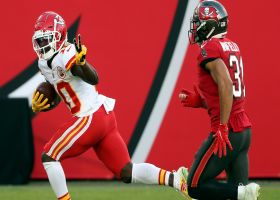 Can't-Miss Play: Tyreek Hill puts up deuces on explosive 75-YARD TD