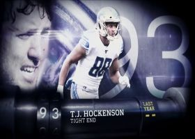 'Top 100 Players of 2021': T.J. Hockenson | No. 93