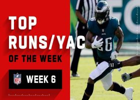 Top runs and YAC of the week | Week 6
