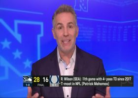 Warner: How Shane Waldron's play calling stood out in Seahawks OC debut
