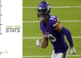 Nick Shook uses Next Gen Stats to rank top 10 red-zone targets