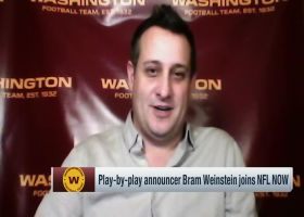 Bram Weinstein talks Washington's quarterback status in Week 17