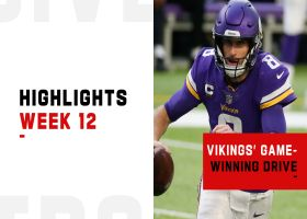 Every play from Vikings' game-winning drive | Week 12