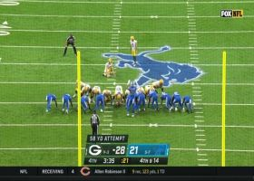 Mason Crosby ties career long on 58-yard field goal