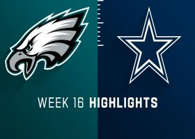 Eagles vs. Cowboys highlights | Week 16
