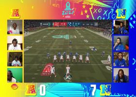 Watson responds with first AFC TD in Pro Bowl 'Madden NFL 21'