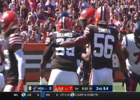 Phillip Lindsay rips off electric 22-yard TD catch and run
