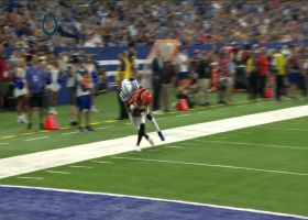 Gilbert drops deep ball in the bucket to Montgomery for 32 yards