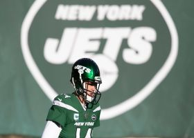 Dan Hanzus' dream draft scenario for Jets in 2021