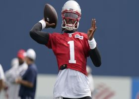 MJD: 'Don't be surprised' to see Pats win AFC East in 2021