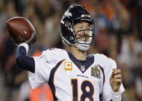 Trotter: 'Conversation won't be long' when HOF voters discuss Peyton Manning