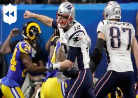 All 18 Super Bowl touchdowns from Tom Brady