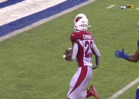 Hat-trick TD! Chase Edmonds sets up blocks for his third scoring run