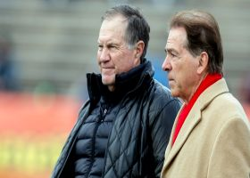 'A Football Life': Nick Saban talks about his relationship with Bill Belichick