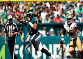 Jalen Hurts highlights vs. 49ers | Week 2