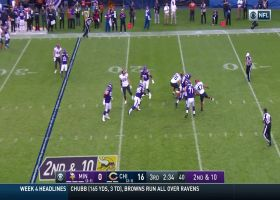 Nick Williams bears down on Cousins for monstrous sack