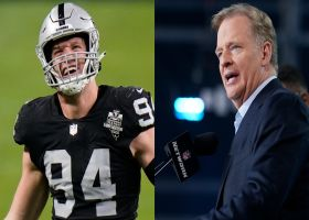 Roger Goodell's statement supporting Carl Nassib after coming out