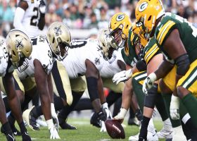 Saints' defense absolutely dominated Aaron Rodgers | Baldy's Breakdowns