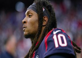 Is DeAndre Hopkins the best WR in the league?