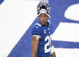 Saquon Barkley shares timeline on his return in '21