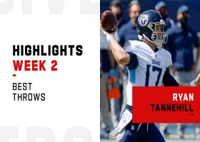 Ryan Tannehill's best throws from 4-TD game | Week 2