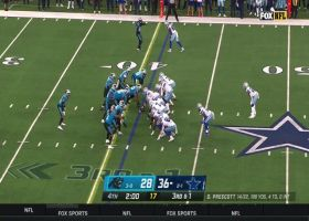 Jerry Jones is pumped after Cowboys' nifty play design seals win