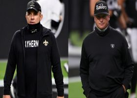 Rapoport: NFL fining Saints and Sean Payton, Raiders and Jon Gruden for not wearing face coverings