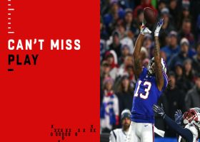 Can't-Miss Play: Kelvin Benjamin outjumps Gilmore for big catch