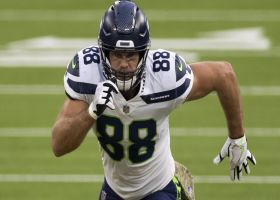 Rapoport: Seahawks TE Greg Olsen could be out 'up to two months'