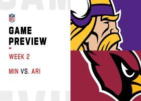 Vikings vs. Cardinals preview   Week 2