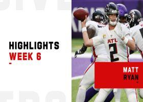 Matt Ryan's best throws from 4-TD game | Week 6