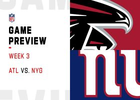 Falcons vs. Giants preview | Week 3