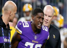 Ian Rapoport: Minnesota Vikings CB Xavier Rhodes is scheduled for MRI to check hamstring