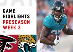 Falcons vs. Jaguars highlights | Preseason Week 3