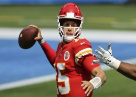 'GMFB' reacts to Mahomes making TIME Magazine's list of influential people of 2020