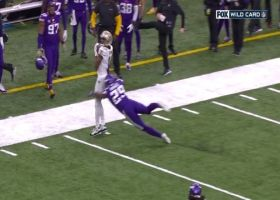 Michael Thomas dazzles with slick toe-tapping grab