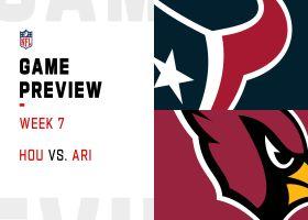 Texans vs. Cardinals  preview | Week 7